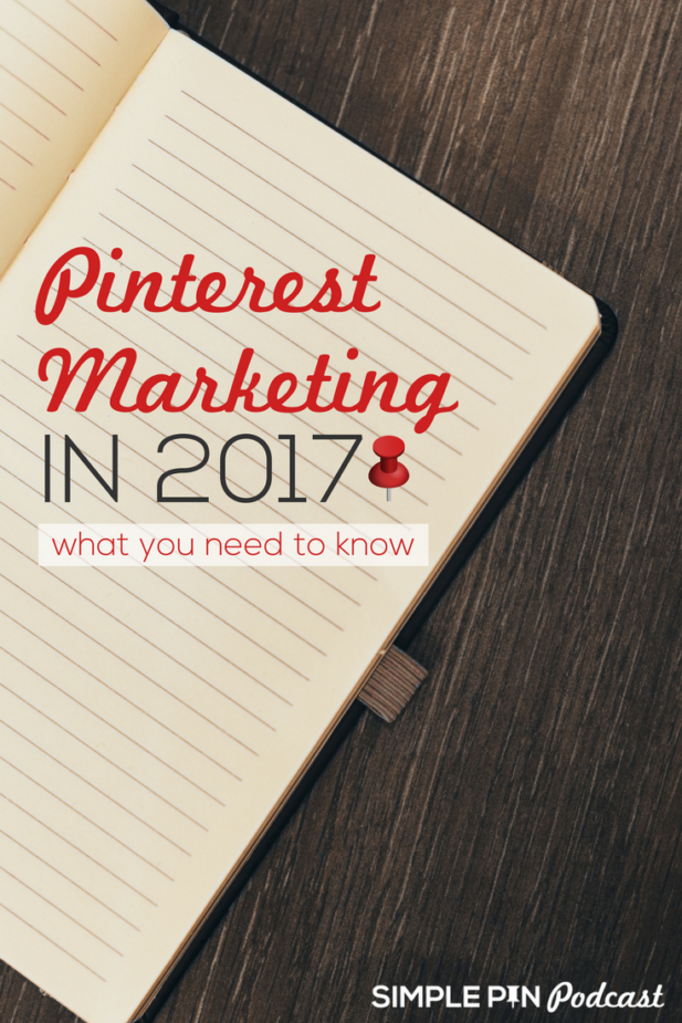 Pinterest Predictions for 2017