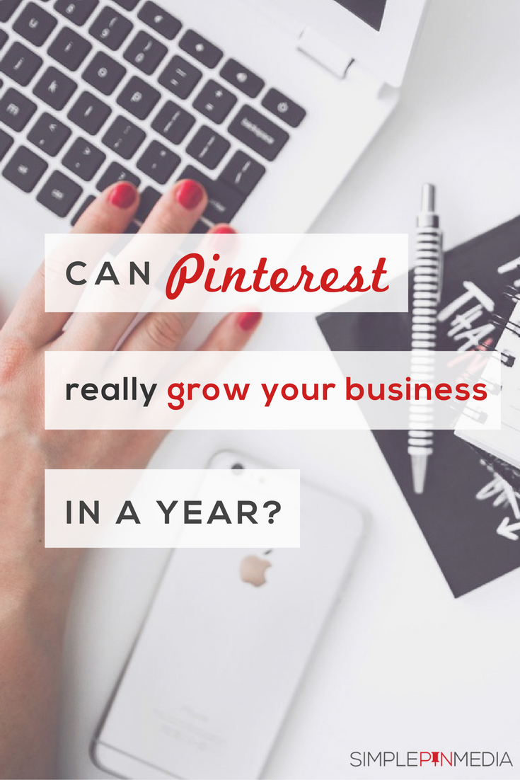 New blogger? Learn tips for growing a Pinterest account and your blog over on the Simple Pin Podcast