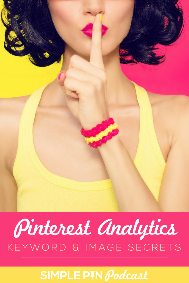 Pinterest analytics leaving you overwhelmed? Pinterest analytics leaving you overwhelmed? Learn how to use Pinterest analytics (the smart way) at Simple Pin Media