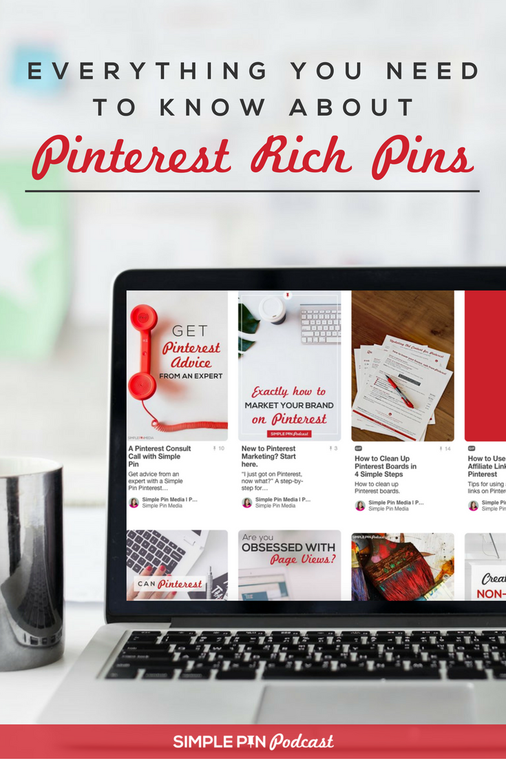 e98961bf823cba The Complete Guide to Pinterest Rich Pins - Updated December 2018
